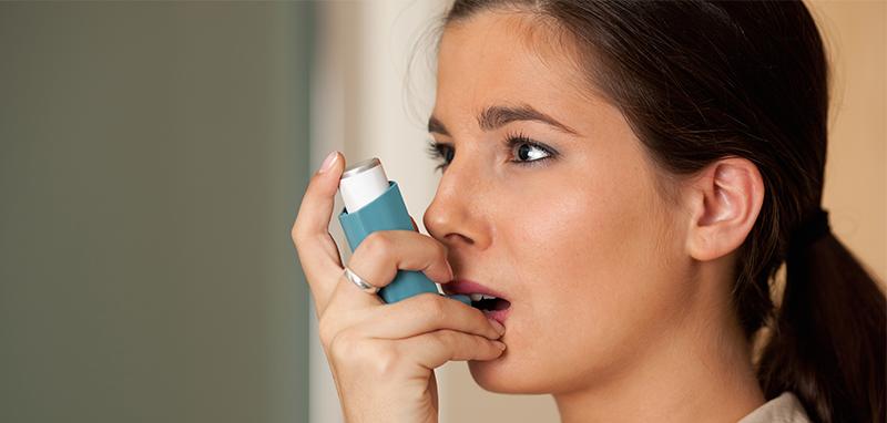 Inhalatoren skal bruges korrekt