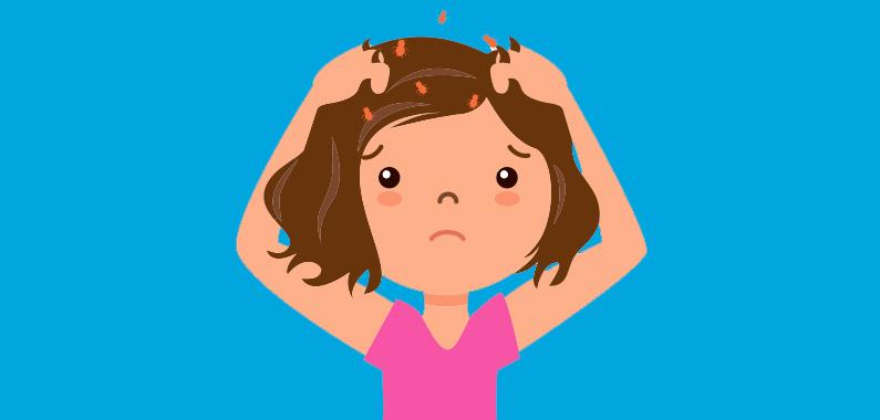 Symptomer på lus