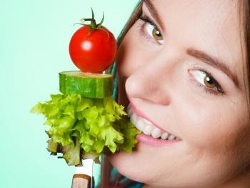 Sund kost er en forudsætning for god hud