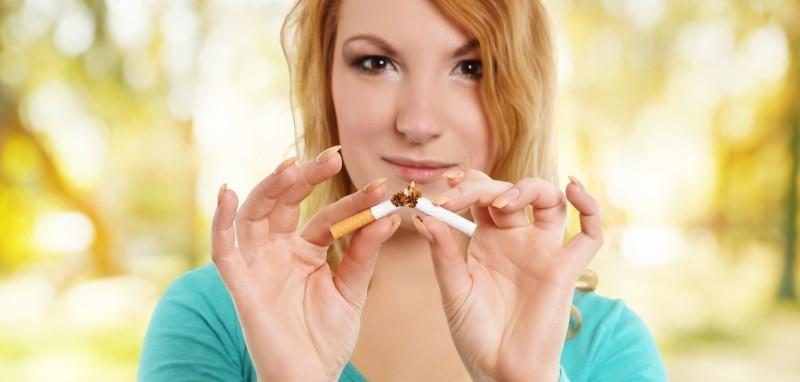 Rygestop har mange positive effekter på kroppen